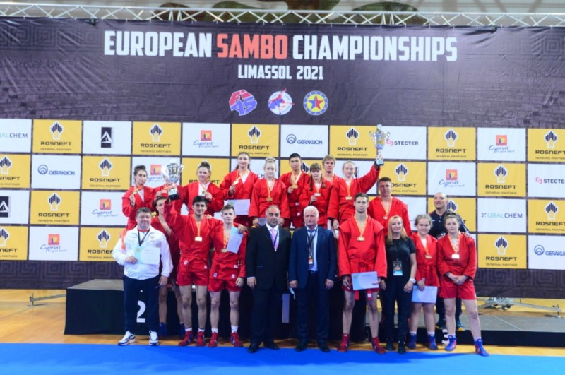 Чемпионат и Первенство Европы по самбо (26-29 мая 2021 года)