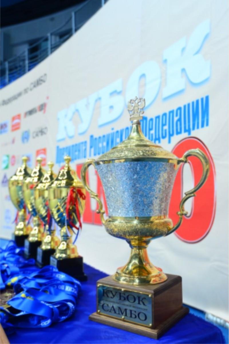 Кубок Президента РФ по самбо (4 июня 2021 года)