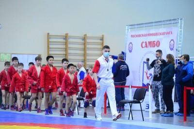 Московская юношеская лига: Турнир по самбо среди юношей 2009-2010, 2007-2008 гг.р. (22 февраля 2021 года)