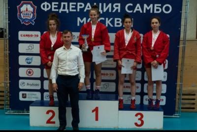 Первенство Москвы 2021 по самбо среди юниоров и юниорок до 24 лет (11 октября 2021 года)