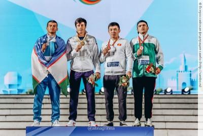 I игры стран СНГ по самбо (7 августа 2021)