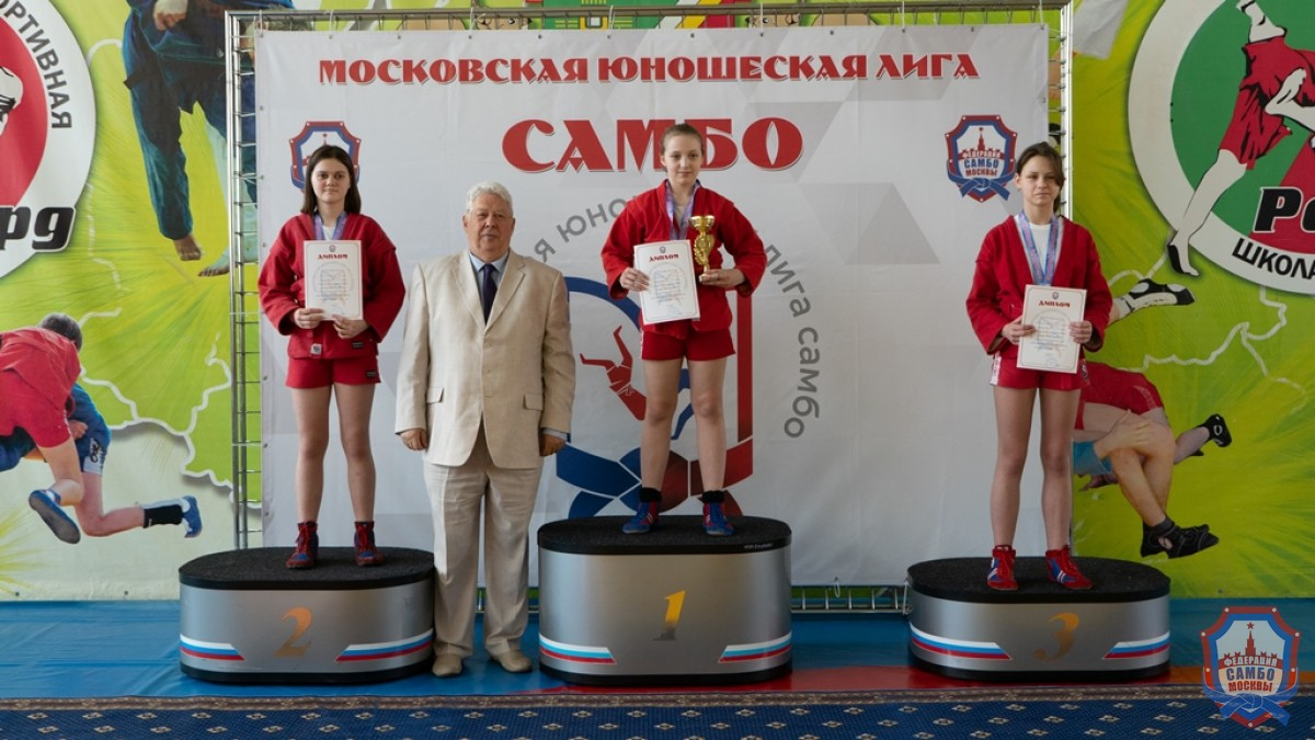 Турнир, посвященный Дню Победы, в рамках Московской юношеской лиги самбо прошел в Зеленограде