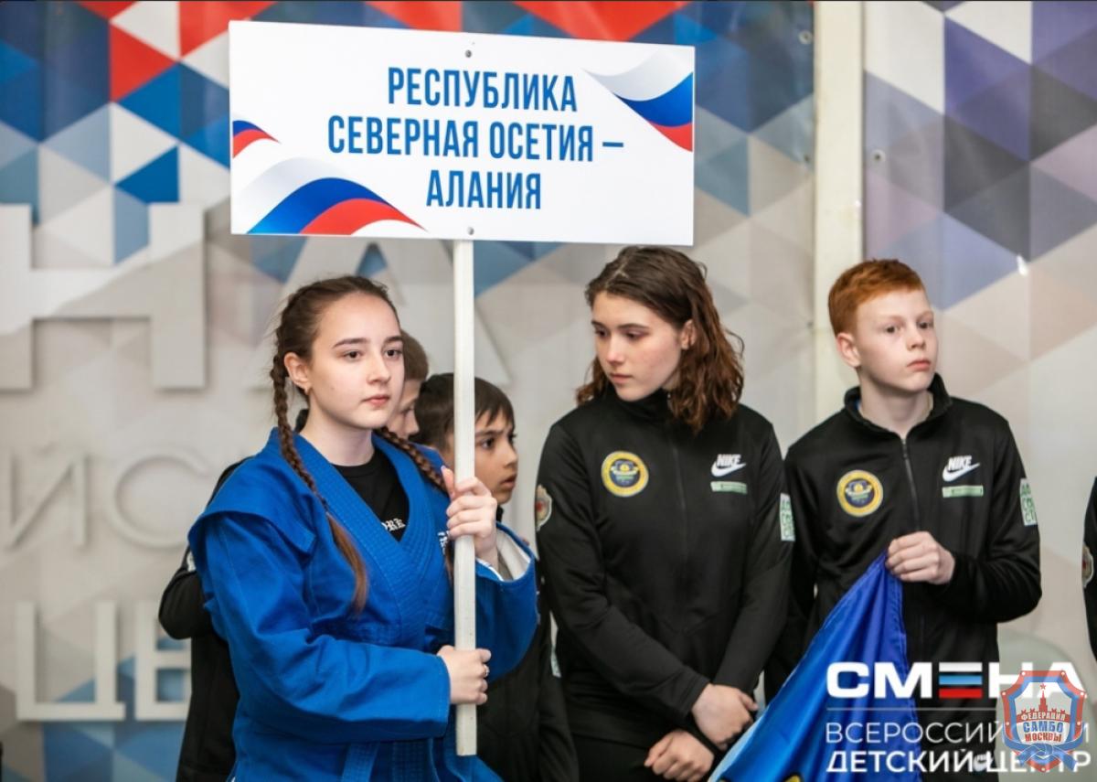 В Анапе проходит III Всероссийский фестиваль «Познай мир самбо»