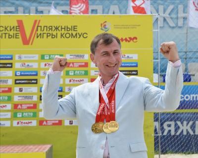 С днём рождения, Михаил Геннадьевич!