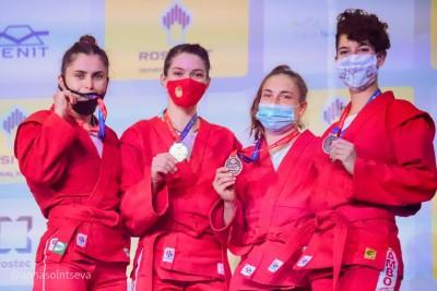 Заключительный день чемпионата и первенства мира по самбо в Сербии