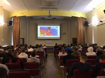 Московский семинар судей по борьбе самбо прошел 5 сентября