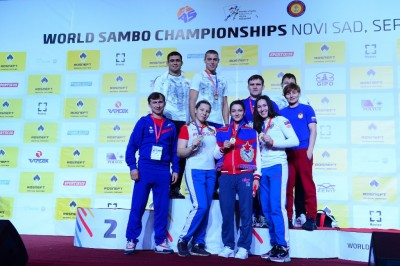 Итоги чемпионата и первенства мира по самбо в Сербии