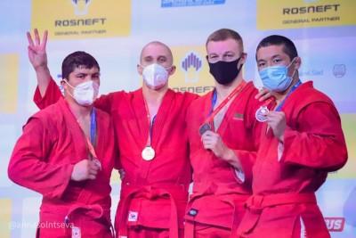 На чемпионате и первенстве мира среди юношей во третий день на счету москвичей 2 золота и 1 серебро