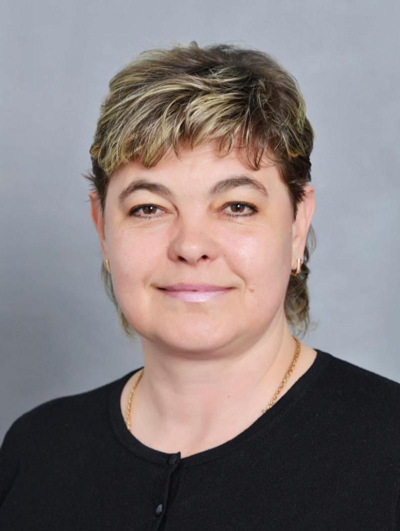 Гусева Елена Владимировна